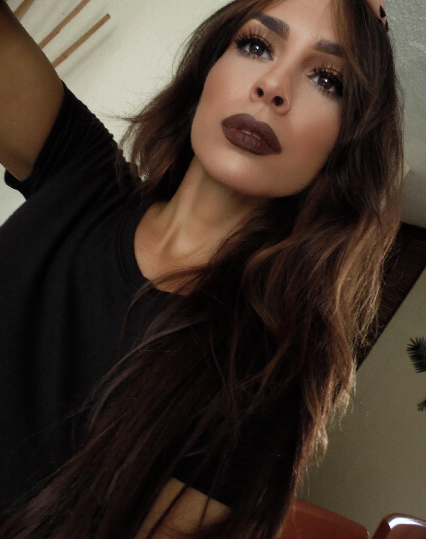 Brown Lipstick Mac Kylie Jenner